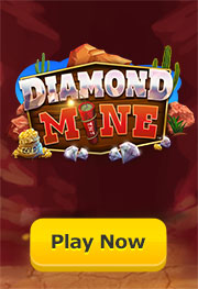Play Diamond Mine at EuroMillions Casino